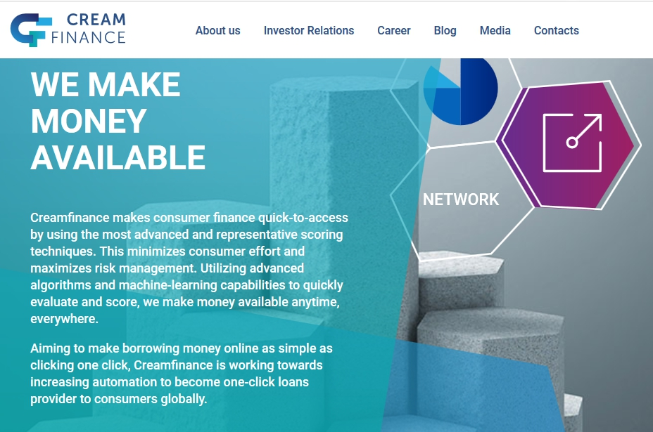 Creamfinance.com